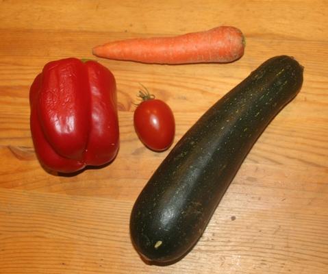 Mein Kind mag kein Gemüse!