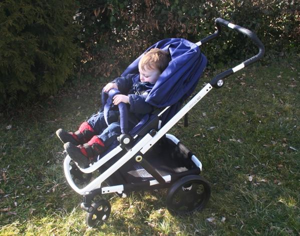 Britax Go Kinderwagen Test