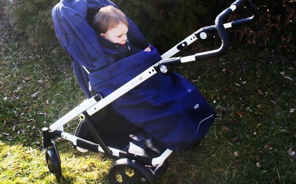 Im Test: Der Britax Go – Testsieger in der Kategorie Kinderwagen bei Stiftung Warentest