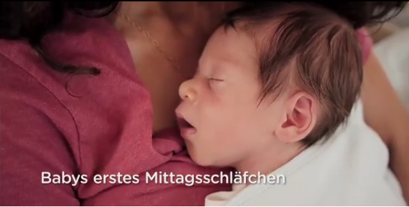 Pampers: Babys erste magische Momente mit Mama und Papa (Sponsored Video)