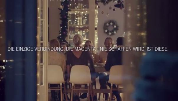 Weihnachten bei Familie Heins – über soziale Medien und das, was wirklich wichtig ist (Sponsored Video)