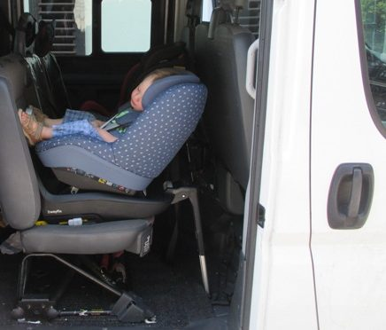 Mit Kind und Kegel unterwegs: Kindersitze auf Reisen