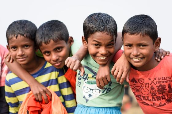 Stück zum Glück – Spenden für die Kindernothilfe (sponsored posting)